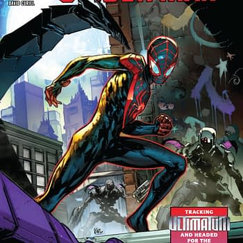 Miles Morales: Spider-Man #12 [Preview]