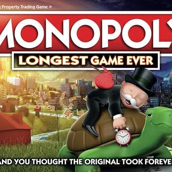 """Hasbro Releases """"Monopoly Longest Game Ever"""" Edition"""