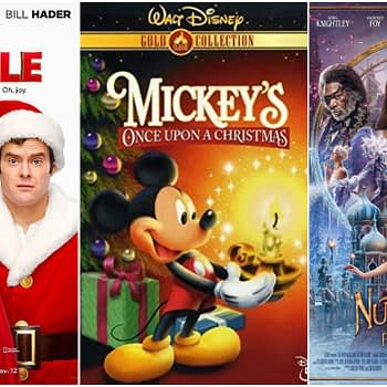 The Ten Best Holiday Movies to Watch On Disney+ After Your Thanksgiving Feast