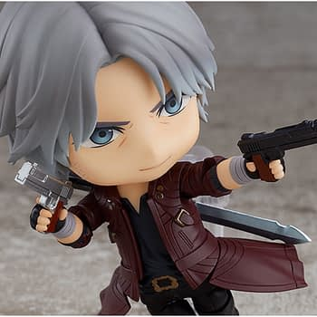 Devil May Cry gets a Demon Slaying Good Smile Company Nendoroid