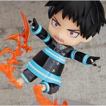 Fire Force Turns up the Heat Again with New Nendoroid Figure