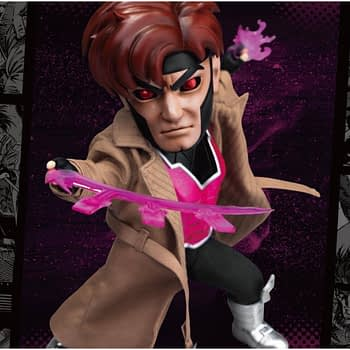 Gambit Is Here to Sweet Talk with New Beast Kingdom Figure