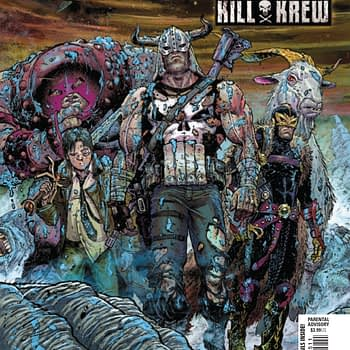 Punisher Kill Krew #5 [Preview]