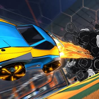 "The ""Rocket League"" Rocket Pass 5 Launches December 4th"
