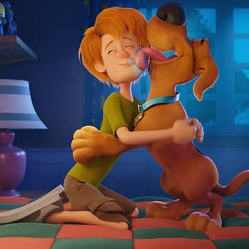 """Scoob"": 4 New Images from the New Scooby-Doo Movie"