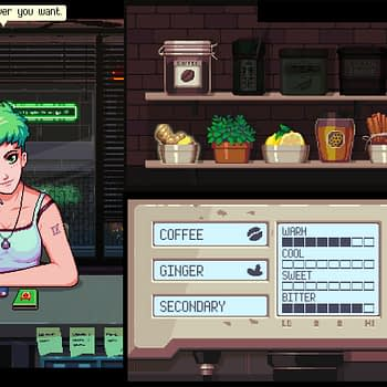"""Chill Out with """"Coffee Talk,"""" A Nostalgic Gaming Safe Space"""