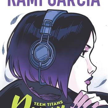 Fourth Printing for Teen Titans: Raven