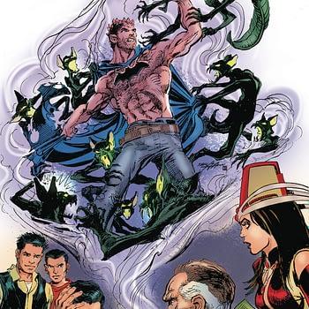 LATE: Neal Adams' Batman Vs Ra's Al Ghul #4 Slips Into 2020