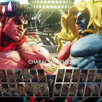 "Capcom Announces ""Street Fighter V: Champion Edition"""