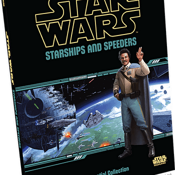 """Starships and Speeders"" Coming Soon to Star Wars RPG from Fantasy Flight"