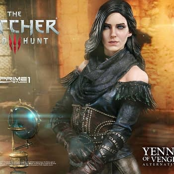 The Witcher 3 Yennifer Gets a Prime 1 Studio Statue