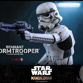 Stormtroopers Get a New Paint Job with New Hot Toys Figure