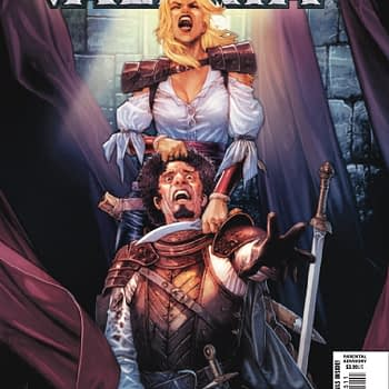 Age of Conan: Valeria #5 [Preview]