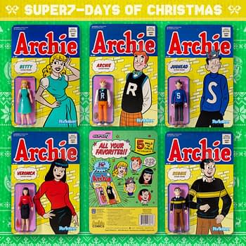 Archie Gets His Own Wave of ReAction Figures From Super7