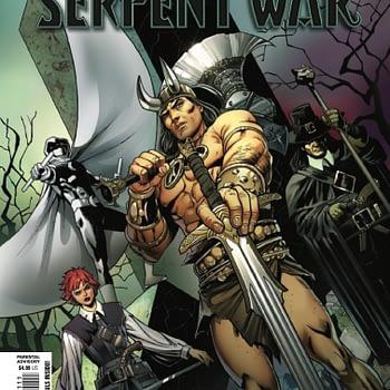 Conan: Serpent War #1 [Preview]