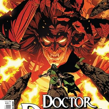 Doom Goes to Hell and Gets a Jesus Complex in Doctor Doom #3 [Preview]