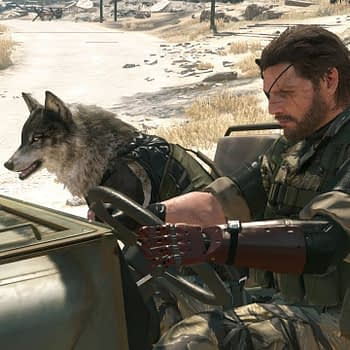 Brittany's 2019 Games of the Decade: Metal Gear Solid V: The Phantom Pain
