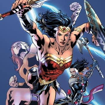 Scott Snyder and Bryan Hitch Join Wonder Woman #750, As Well as Nicola Scott, Laura Braga, Riley Rossmo and More