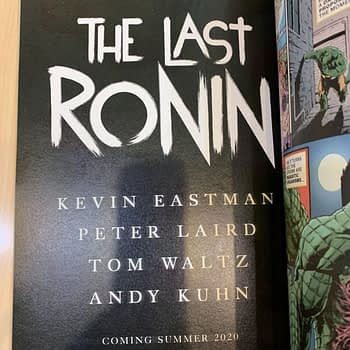 """Eastman And Laird's TMNT: The Last Ronin Comic Will Be an """"Elseworlds-Type Story Set Sometime In The Future"""""""