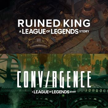 "The Game Awards Sees Two ""League Of Legends"" Spinoff Games"
