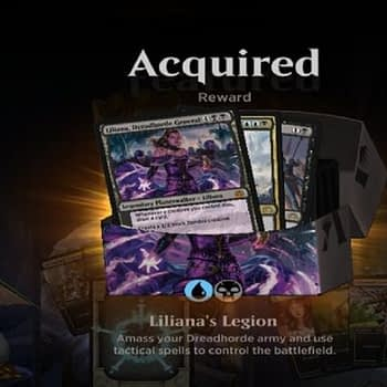 "Liliana Deck Offered to Twitch Prime Users - ""Magic: The Gathering"""