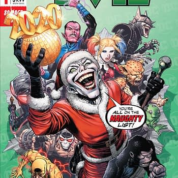 Black Adam Literally Wages War on Christmas in DC's New Years Evil [Preview]