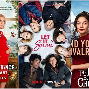 A Ranking of the Best Netflix Christmas Romance Movies