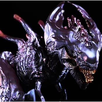 Xenomorph T-Rex Comes to Life with REBOR's X-Rex Figure