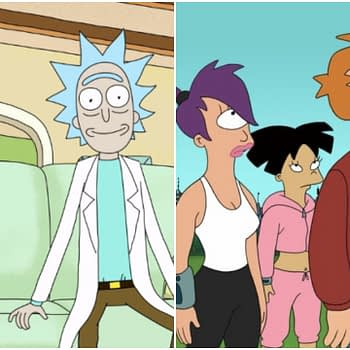 "Why ""Rick and Morty"" and ""Futurama"" is the Ultimate Animated Crossover [OPINION]"