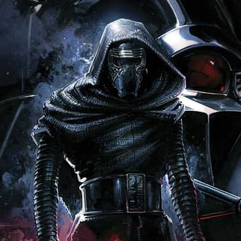 """REVIEW: Star Wars The Rise of Kylo Ren #1 -- """"For Completists ... A Freaking Gold Mine"""""""