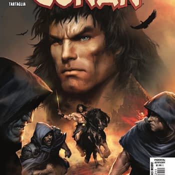 Savage Sword of Conan #12 [Preview]