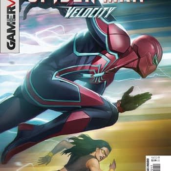Spider-Man: Velocity #5 [Preview]