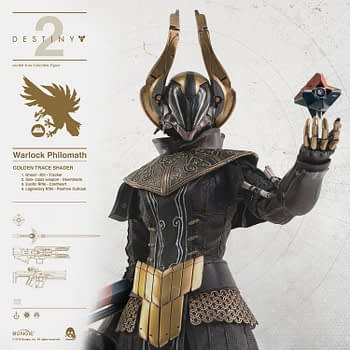 Destiny 2 ThreeZero Figures Pre-Orders Finally Go Live