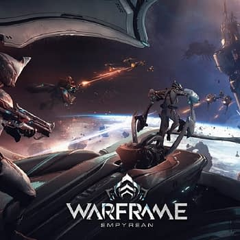 """""""Warframe"""" Introduces The Empyrean Update During The Game Awards"""