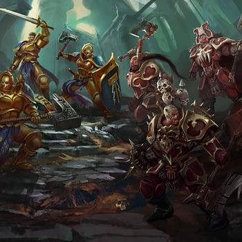 """""""Warhammer Underworlds: Online"""" Will Hit Early Access Next Month"""