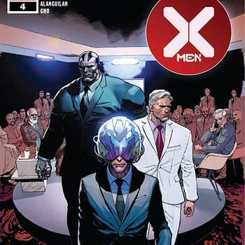 """REVIEW: X-Men #4 -- """"Sit Face To Face With The Nations Of Man And Talk About Their Momma"""""""