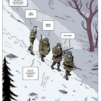Ryan North and Albert Monteys Remake Slaughterhouse-Five as a Graphic Novel at BOOM!