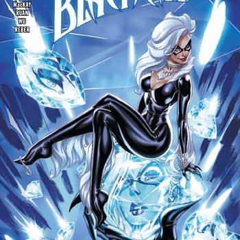 """REVIEW: Black Cat #8 -- """"This Book Is Fun, Smart, Well-Crafted And Enjoyable"""""""
