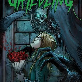 "October Faction Creators, Steve Niles and Damien Worm Launch ""Grievling"" From Clover Press in April 2020 Solicits"