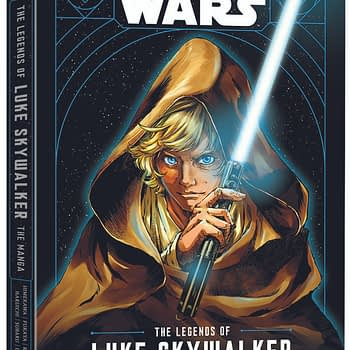 """Star Wars: The Legends of Luke Skywalker"": Viz Releases Manga Adaption of Ken Liu's Book This Week!"