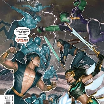 Atlantis Atacks #1 [Preview]