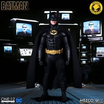 Batman 1989 Pre-Orders Go Live on Mezco Toyz