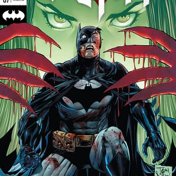 "REVIEW: Batman #87 -- ""A Thrill Ride With Breathtaking Moments"""