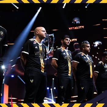 CORSAIR Announces New Partnership With Team Vitality