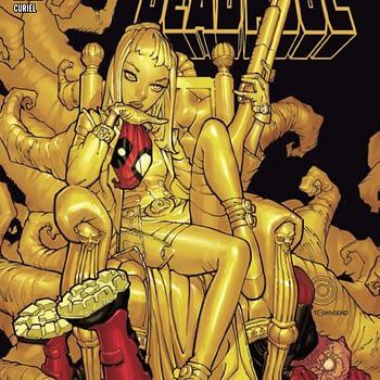Deadpool #2 [Preview]