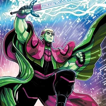 Finally, Another Empyre Tie-In as Lords of Empyre: Emporer Hulkling Hits Stores in April
