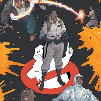 Learn Why Winston Joined the Ghostbusters in Ghostbusters: Year One #1