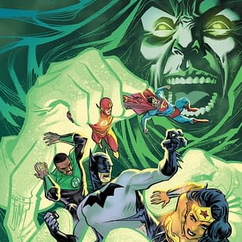 "The Spectre ""Returns"" in April's Justice League #45, and He's Out for... Wait for It... Vengeance"