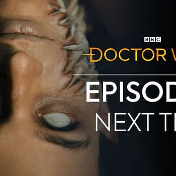 Trailer For Next Sunday's Doctor Who: Praxeus