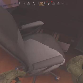 """Call Of Duty: Modern Warfare"" Has A New Enemy! ...A Chair!"
